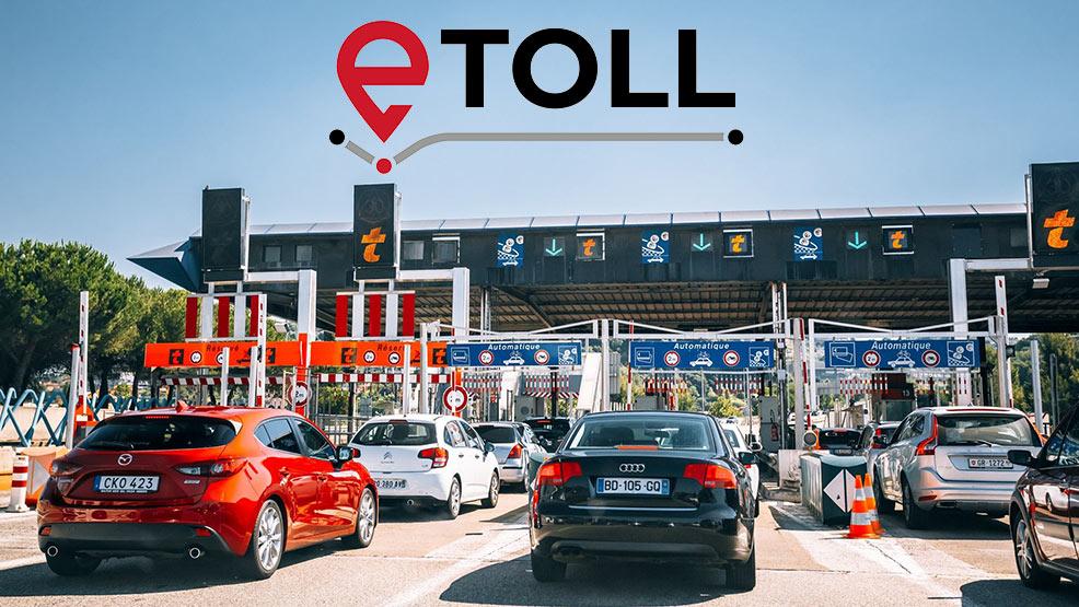 Nowy system opłat na autostradach. Zarejestruj się już dziś w e- TOLL - Zdjęcie główne