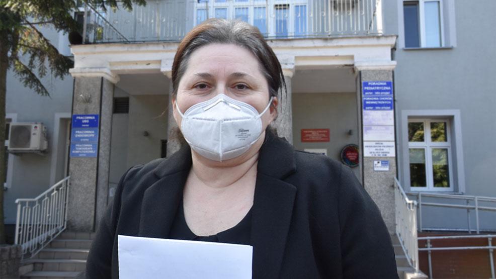 Justyna Jaskulska nie jest już dyrektorem szpitala w Gostyniu. Zwolniona, czy sama odeszła?  Zmiany w SPZOZ w Gostyniu - Zdjęcie główne
