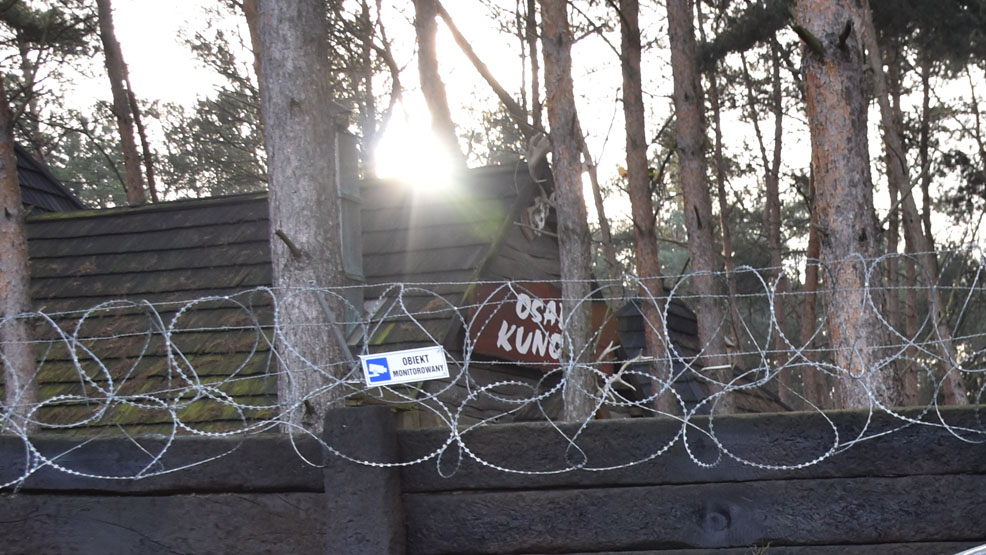 Ciało przedsiębiorcy z wyrokiem znaleziono w saunie. Zmarł na terenie prywatnej posesji w Kunowie - Zdjęcie główne