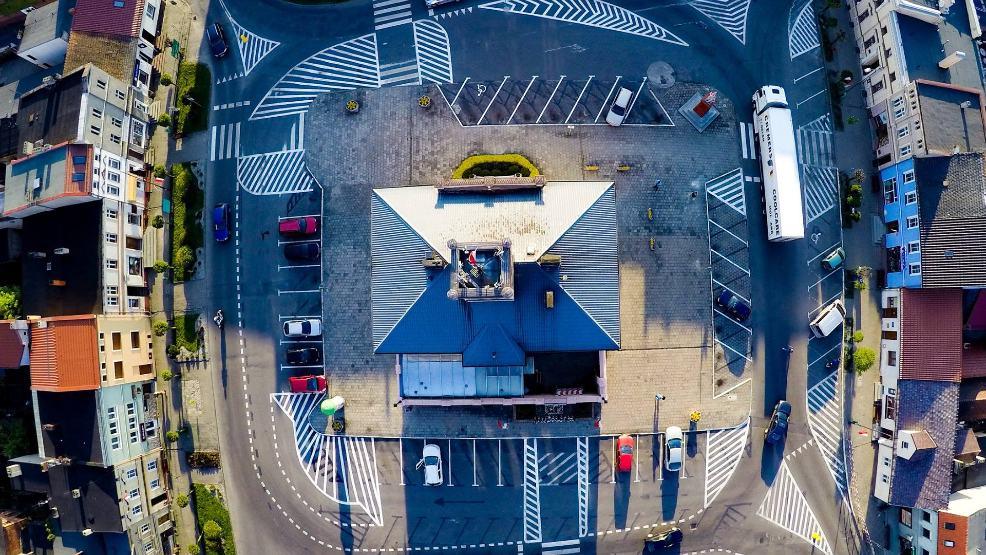 Rewitalizacja rynku w Krobi. Przebudowa potrwa do czerwca 2022 roku - Zdjęcie główne
