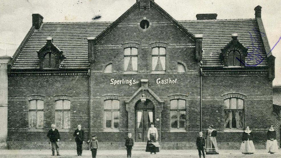 Hotele w dawnym Gostyniu - część 2. Zobacz, jak zmieniło się nasze miasto - zderzamy dawniej idziś - Zdjęcie główne