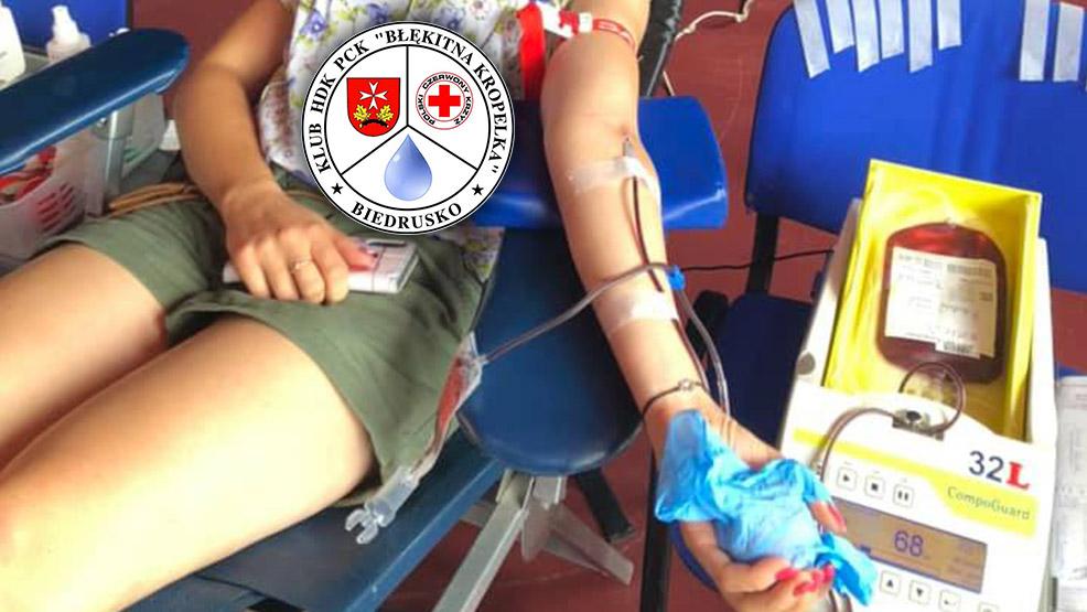 Oddali krew w gostyńskim Hutniku - Zdjęcie główne