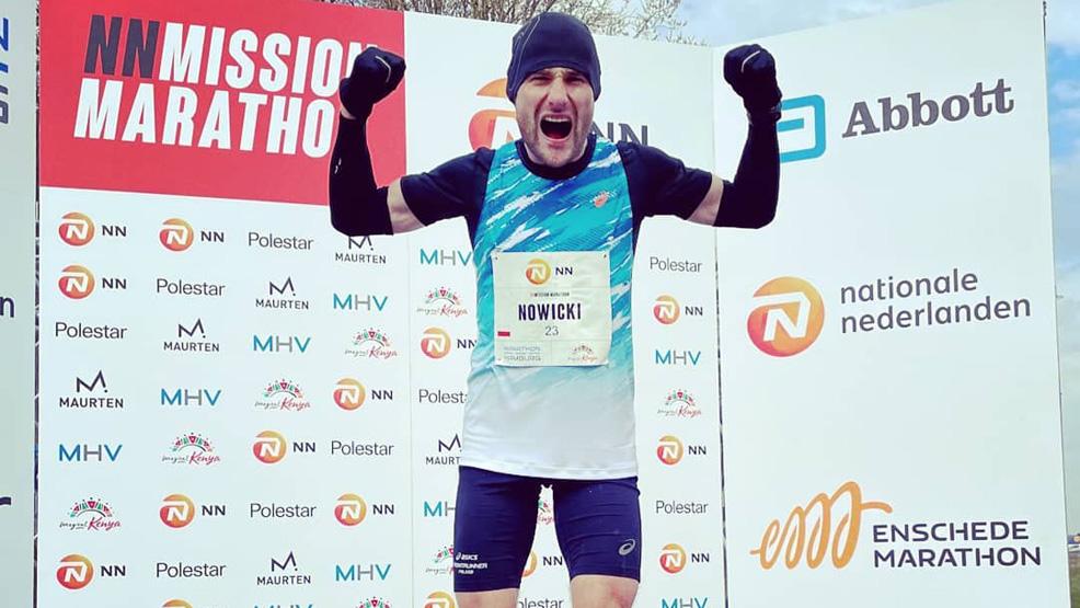 Wystartował w maratonie i uzyskał minimum olimpijskie. Jest szczęśliwy - Zdjęcie główne