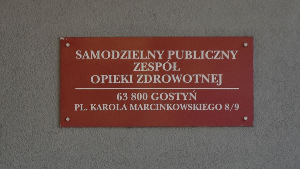 Pierwsze decyzje tymczasowej dyrekcji szpitala w Gostyniu. Przetasowania w administracji  - Zdjęcie główne