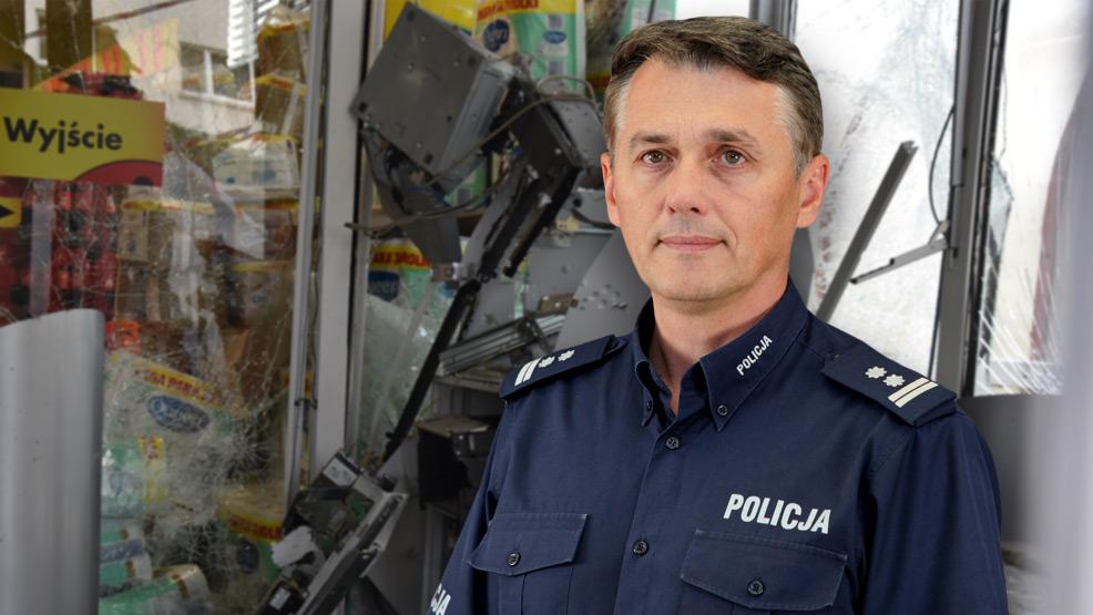 Czy oni wysadzili bankomat w Poniecu? Dwaj podejrzani w rękach wielkopolskiej policji - Zdjęcie główne