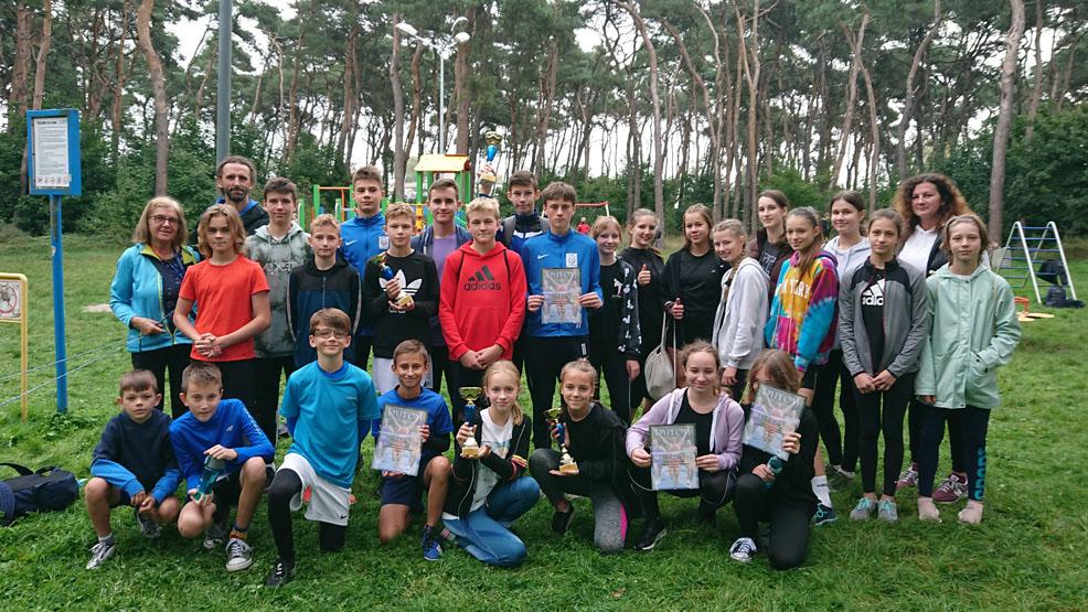 Szkoła Podstawowa nr 5 w Gostyniu zdeklasowała konkurencję - Zdjęcie główne