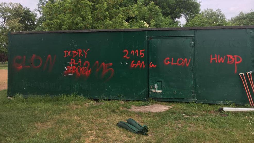 Wandale zniszczyli wiaty i magazyn na stadionie w Borku Wlkp. Do dziś nie ruszyło ich sumienie - Zdjęcie główne