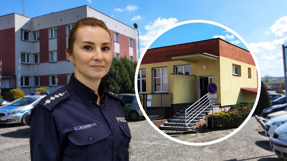 Utrudnień w związku z rozbudową Komendy Powiatowej Policji w Gostyniu ciąg dalszy - Zdjęcie główne