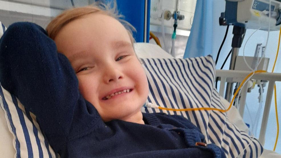 To była długa i trudna operacja we Włoszech. Wzruszająca historia Igora z Gostynia - Zdjęcie główne