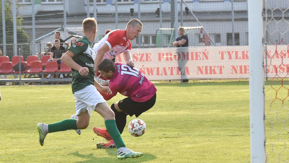 Cztery karne w meczu Wisły Borek Wielkopolski - Zdjęcie główne