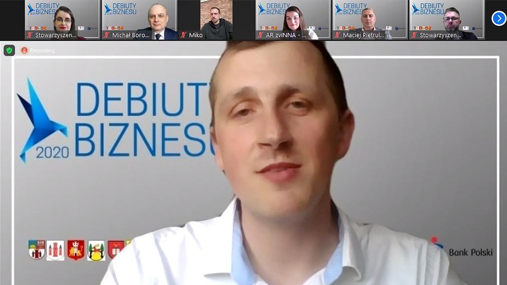 Debiuty Biznesu 2020 powiatu gostyńskiego - Zdjęcie główne