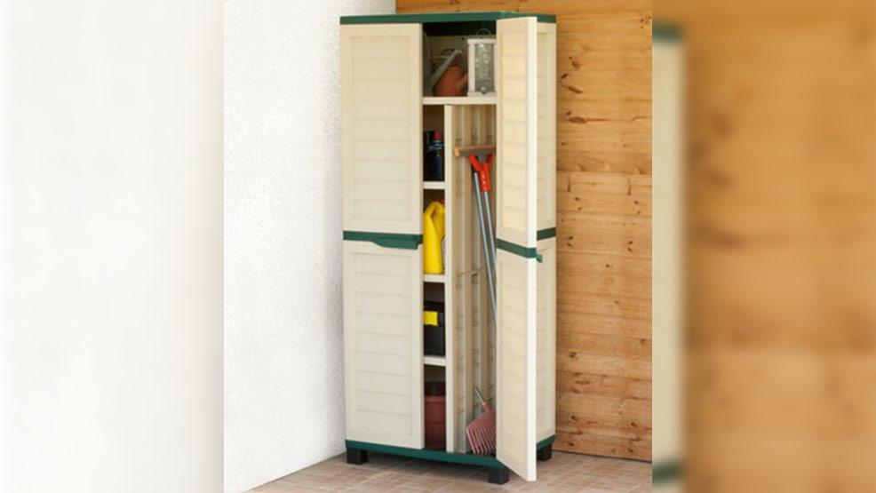 Kiedy warto kupić szafę ogrodową? - Zdjęcie główne