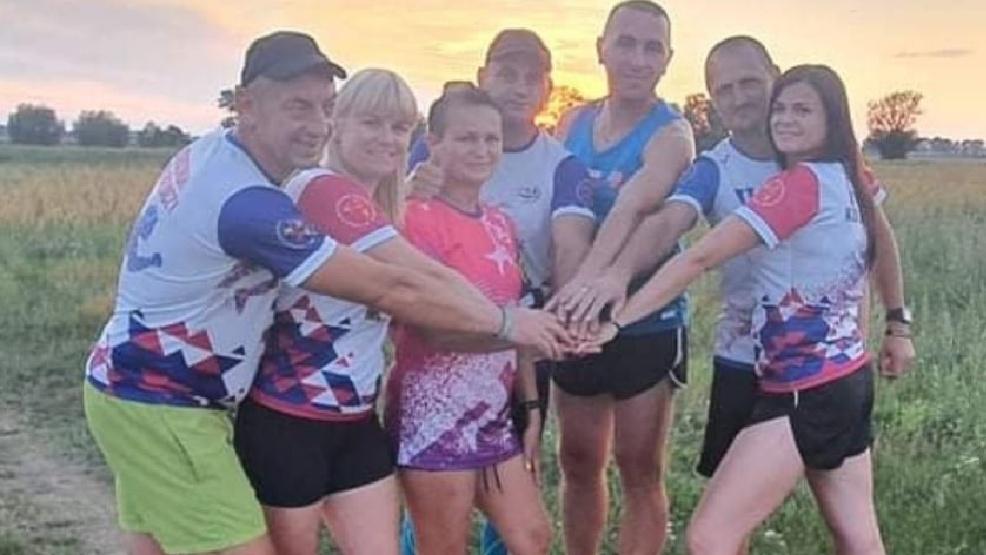 Dla Zuzi siedmioro biegaczy pobiegnie kilkaset kilometrów na Jasną Górę - Zdjęcie główne