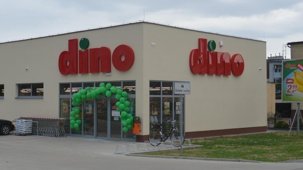 Kolejne Dino otwarte w Gostyniu. To już 21. market sieci w powiecie gostyńskim - Zdjęcie główne