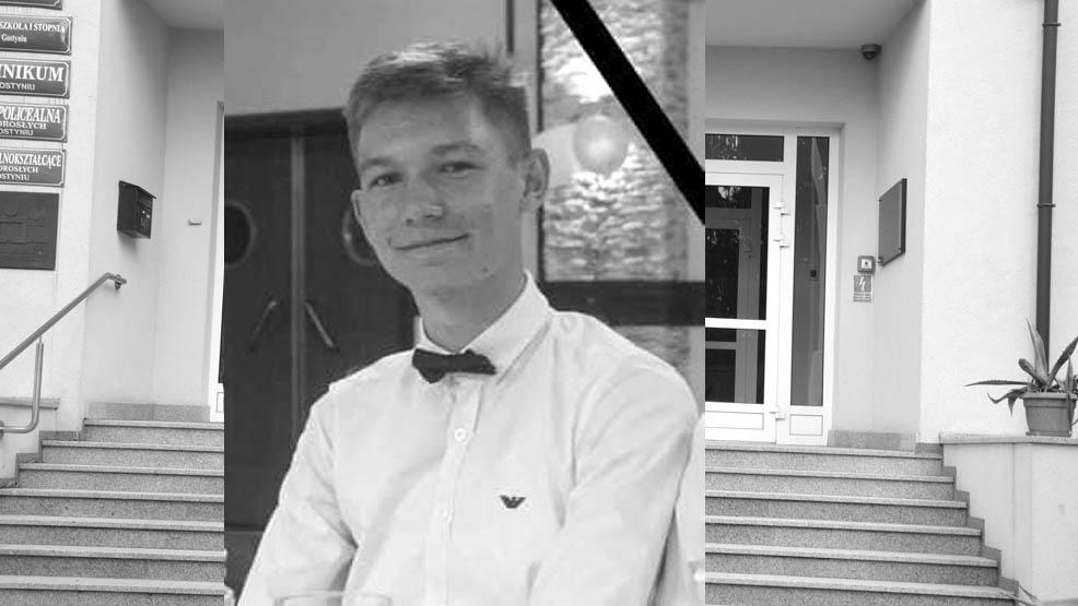 Smutna wiadomość w czasie wakacji. Uczniowie ZSZ w Gostyniu pożegnają się ze szkolnym kolegą - Zdjęcie główne