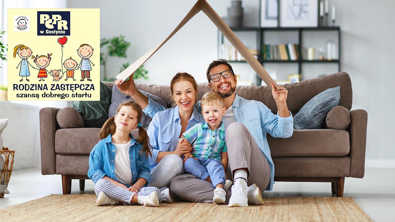 Znajdź miejsce w swoim domu. Dziecko czeka na Ciebie! - Zdjęcie główne