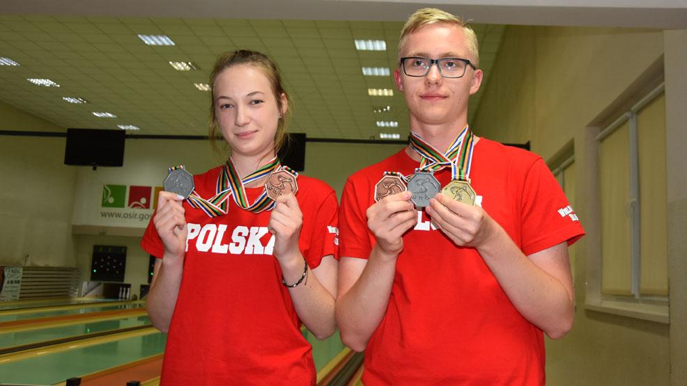 Pięć medali - niebywałe osiągnięcie gostyńskich kręglarzy. Reprezentowali Polskę podczas Mistrzostw Świata w Słowenii - Zdjęcie główne