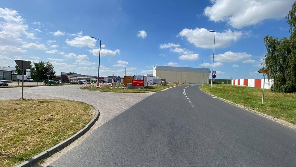 Przebudowa skrzyżowania w Czachorowie ruszy niebawem. Trzeba liczyć się ze zmianą organizacji ruchu - Zdjęcie główne