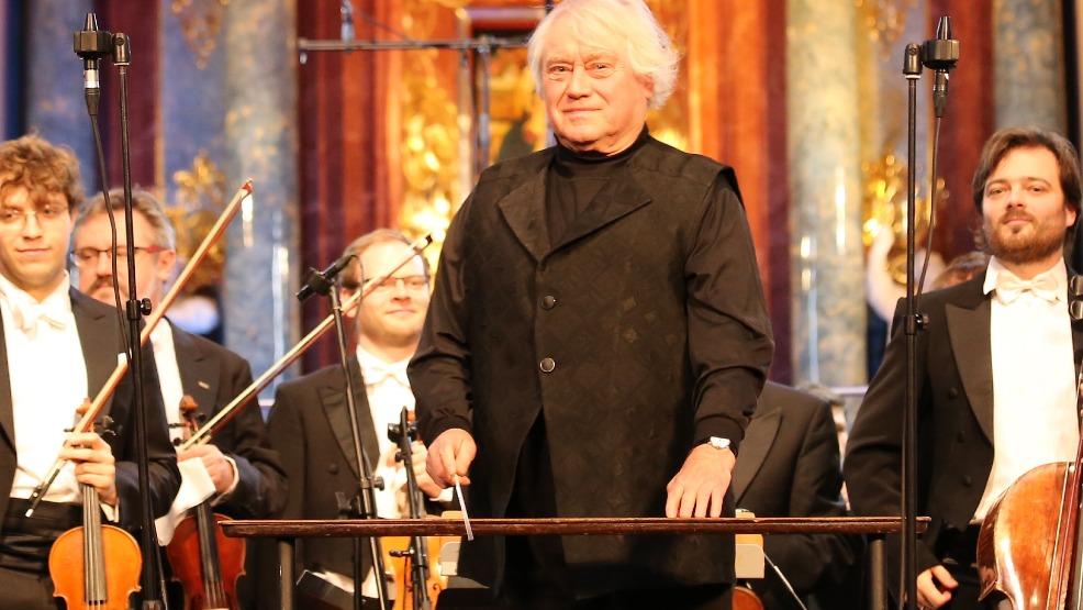 XVI Festiwal Muzyki Oratoryjnej MUSICA SACROMONTANA. Maestro Jerzy Maksymiuk po raz trzeci na Świętej Górze - Zdjęcie główne