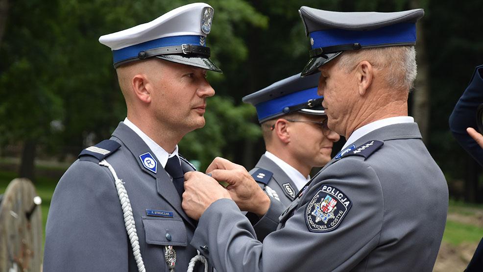 Miniony rok nie był łatwy dla gostyńskiej policji. Przez to zyskali wielki szacunek społeczości - Zdjęcie główne