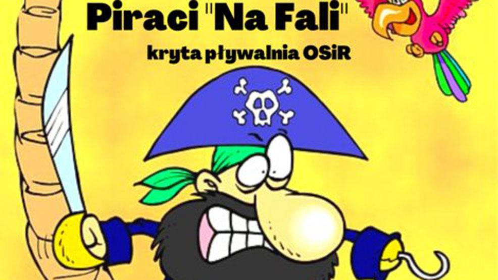 Piraci na krytej pływalni w Gostyniu. Będą szukać skarbów - Zdjęcie główne
