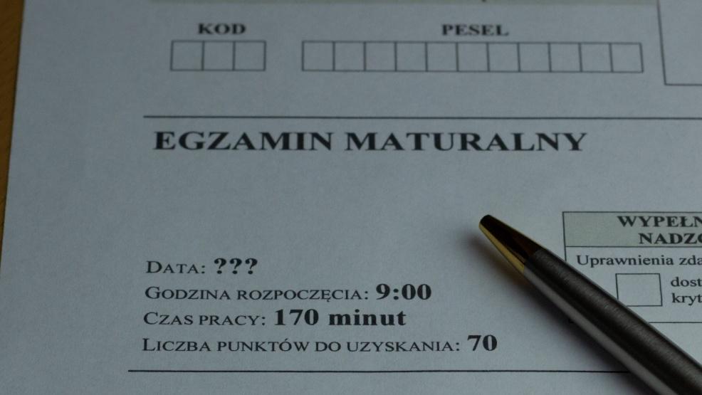Znamy wyniki matur 2021 w powiecie gostyńskim - Zdjęcie główne