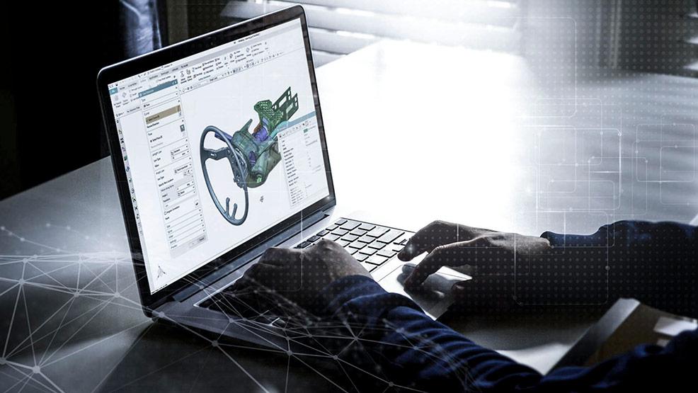 NX CAD - partner Twojego sukcesu. Oprogramowanie do zarządzania projektami. - Zdjęcie główne