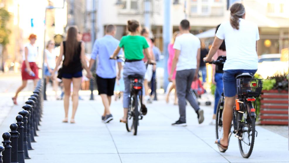 Rower oznakowany to rower bezpieczny. WIBEROO - znakowanie rowerów w powiecie gostyńskim. Jak to zrobić? - Zdjęcie główne