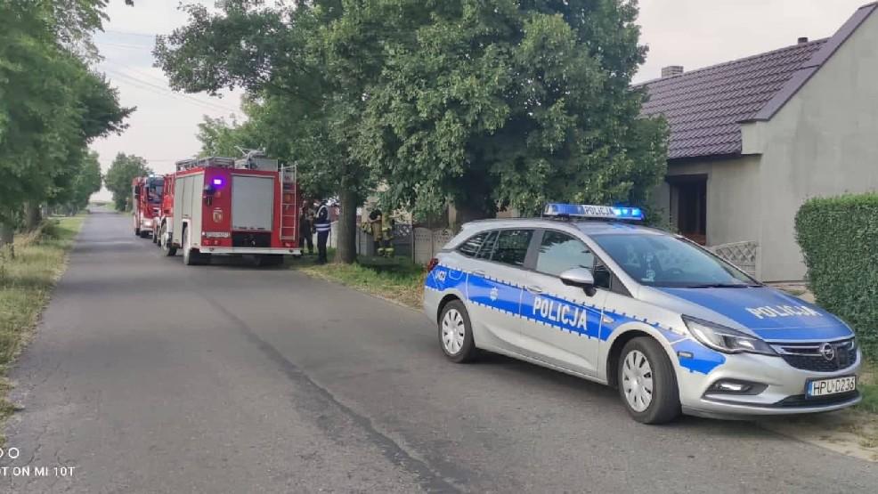 W spalonym mieszkaniu znaleziono ciało mężczyzny. Mieszkańca wsi nikt nie widział od kilku dni - Zdjęcie główne