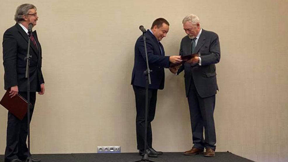 Gostyń laureatem Nagrody Samorządowej. Jerzy Kulak odebrał ją w Krakowie - Zdjęcie główne