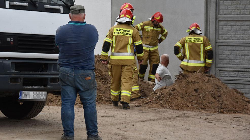 Uszkodzenie gazociągu podczas robót budowlanych. Było groźnie? - Zdjęcie główne