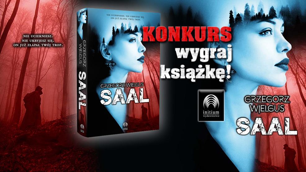 """Wygraj książkę """"Saal"""" - Zdjęcie główne"""