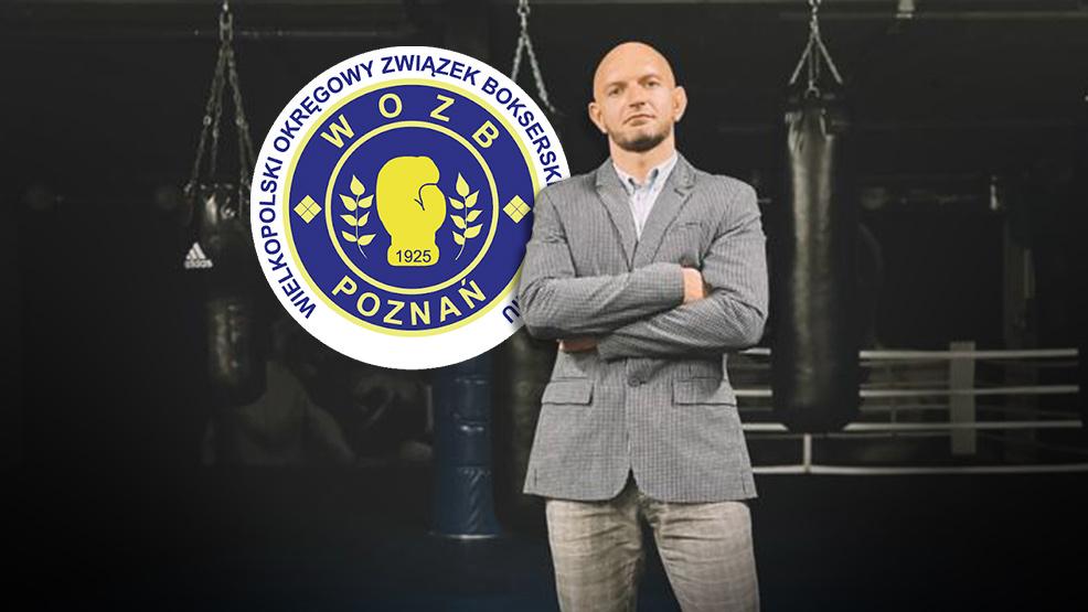 Wielkopolski Okręgowy Związek Bokserski ma prezesa z Gostynia - Zdjęcie główne