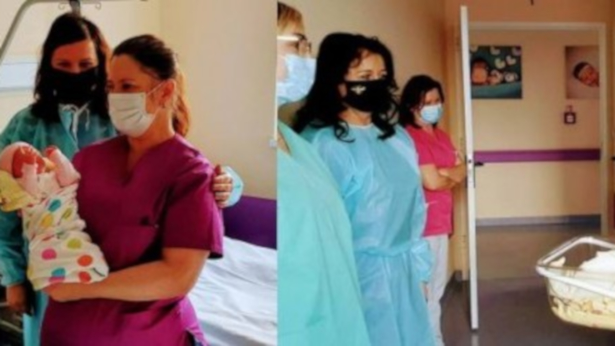 Rzecznik Praw Pacjenta i prokuratura zajmuje się obecnością starostów na oddziale noworodkiem - Zdjęcie główne