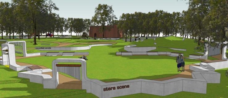 Budowa amfiteatru ma ruszyć na wiosnę. Cztery firmy w przetargu - Zdjęcie główne