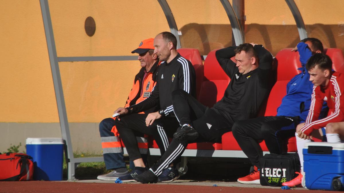 Garbarek: Zagraliśmy niemal bezbłędnie. Trener Jaroty Jarocin po meczu z Bałtykiem Koszalin - Zdjęcie główne
