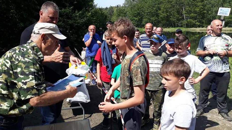 Na Dzień Dziecka najmłodsi będą mogli łowić na stanicy w Siedleminie - Zdjęcie główne