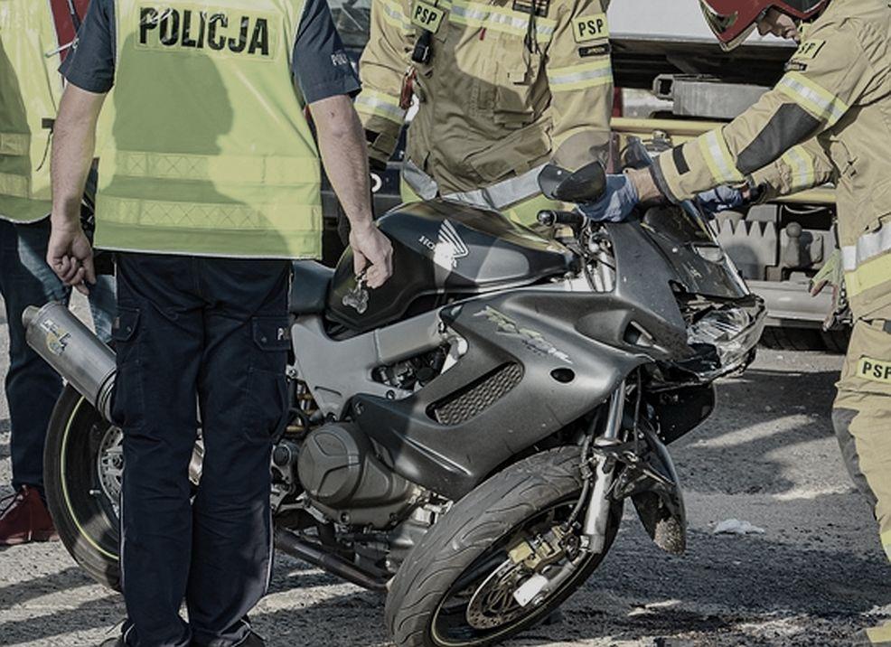 Jarocin. Największe tragedie z udziałem motocyklistów. Ci ludzie mogli żyć.   - Zdjęcie główne