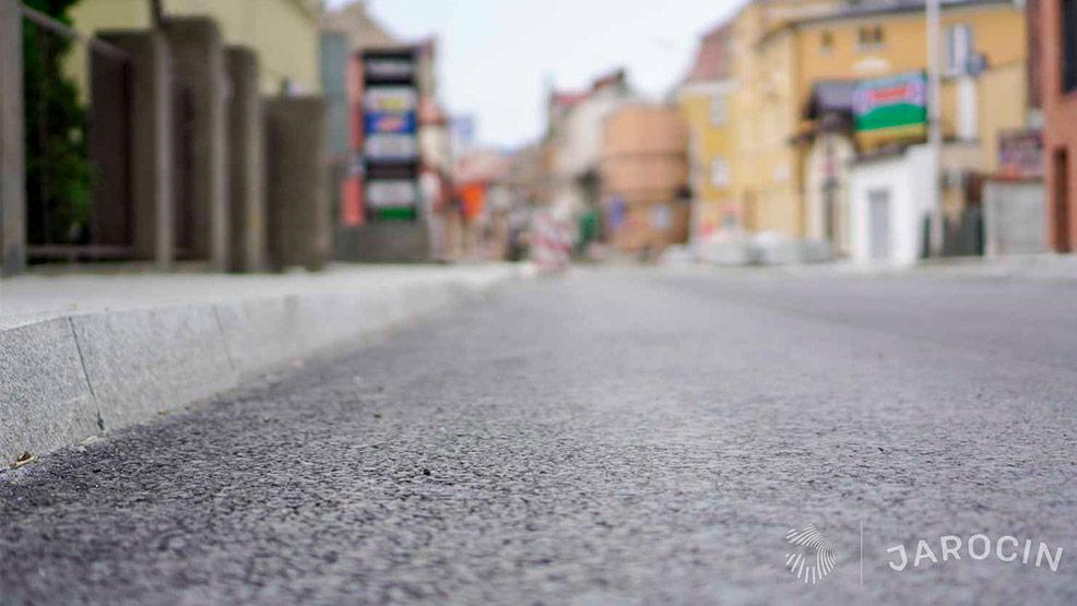 Rewitalizacja Śródmieścia Jarocina: Nowe nawierzchnie jeszcze w tym roku - Zdjęcie główne