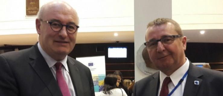 Burmistrz po wizycie w Brukseli: - Dopłaty dla rolników muszą być większe - Zdjęcie główne