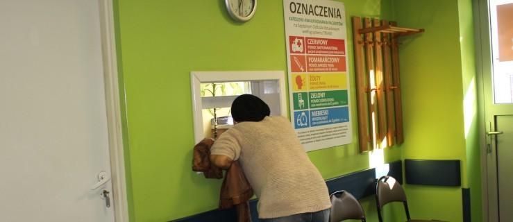 Zmiany w systemie przyjęć pacjentów w jarocińskim SOR-ze - Zdjęcie główne