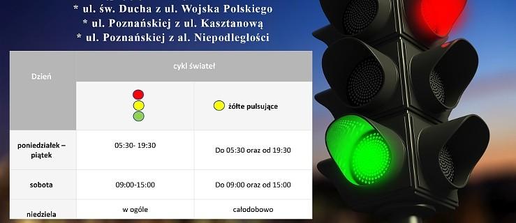 UWAGA kierowcy! Zmiana sygnalizacji na ważnych skrzyżowaniach [SONDA] - Zdjęcie główne