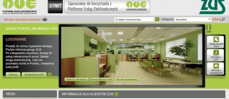Bezpłatne warsztaty w sieci. Już można wysłać pytania do ZUS-u - Zdjęcie główne