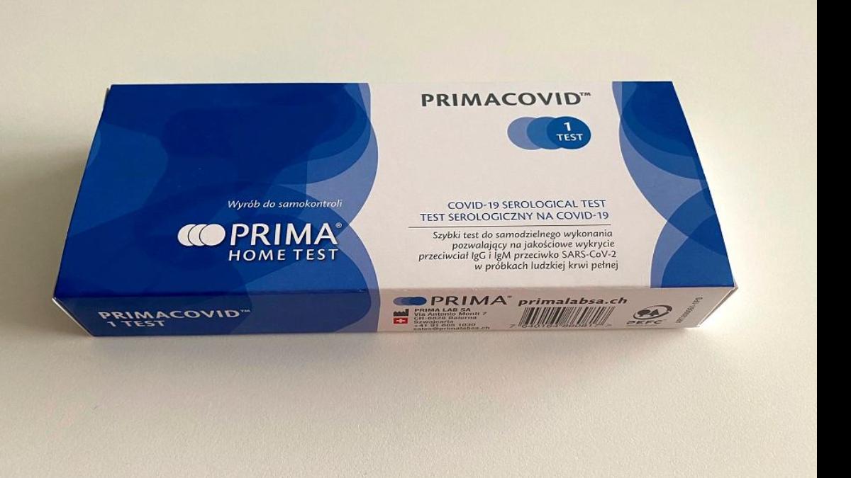 W dwóch sieciach handlowych w Jarocinie można zakupić testy na COVID-19. Zobacz, w których.  - Zdjęcie główne