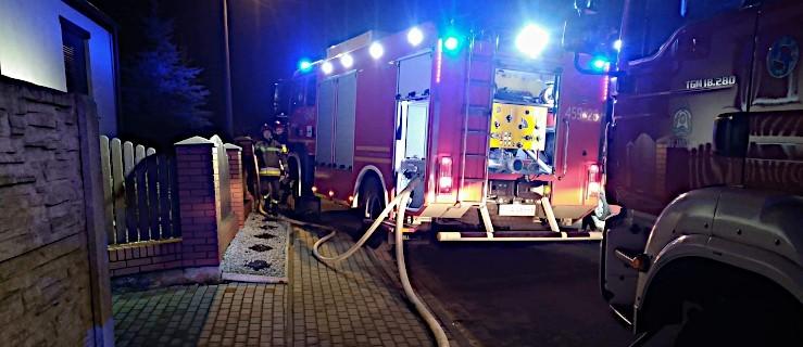 Paliło się w piwnicy domu jednorodzinnego. Konieczna była interwencja straży pożarnej  - Zdjęcie główne