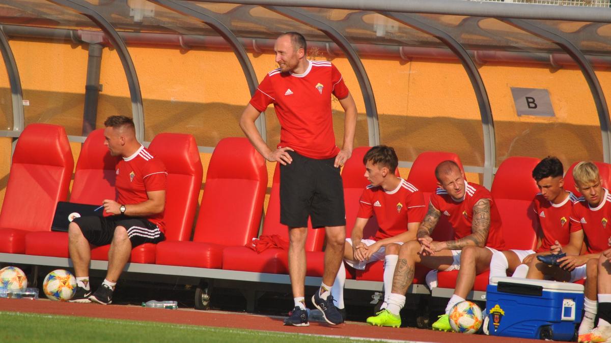 Garbarek: Znowu straciliśmy głupie bramki. Trener Jaroty Jarocin po meczu z Kotwicą Kołobrzeg - Zdjęcie główne