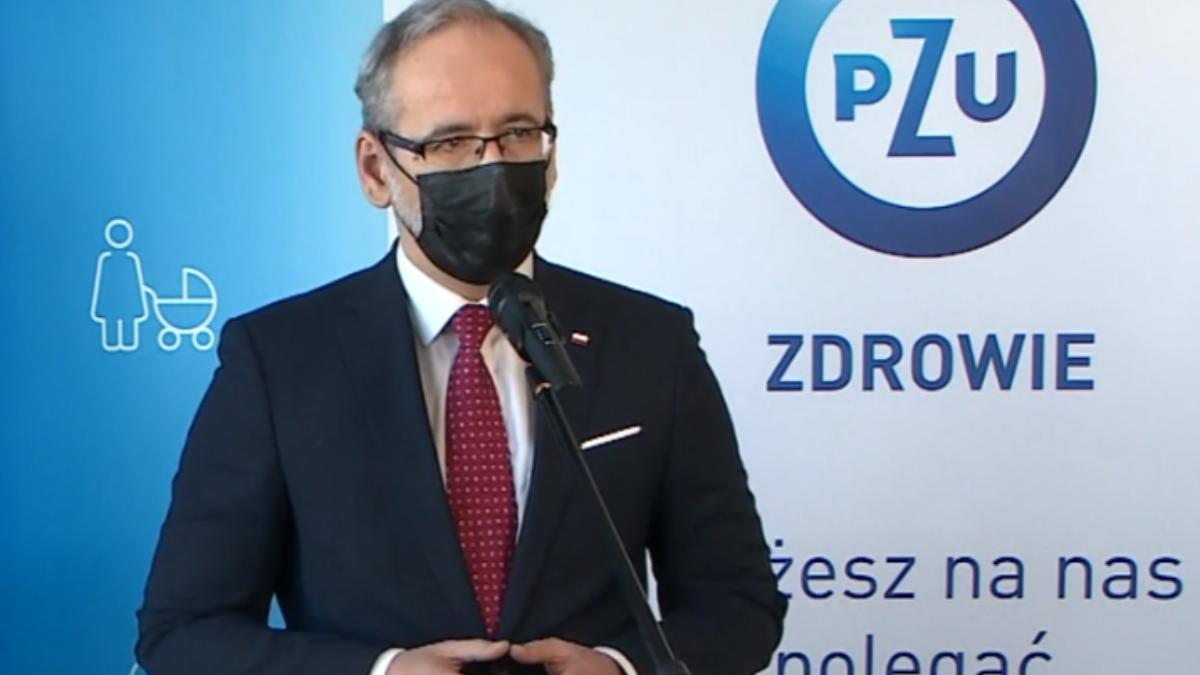 Minister zdrowia o sytuacji pandemicznej w kraju: mamy dynamiczny wzrost zakażeń. Rząd przekaże maseczki zagrożonym regionom - Zdjęcie główne