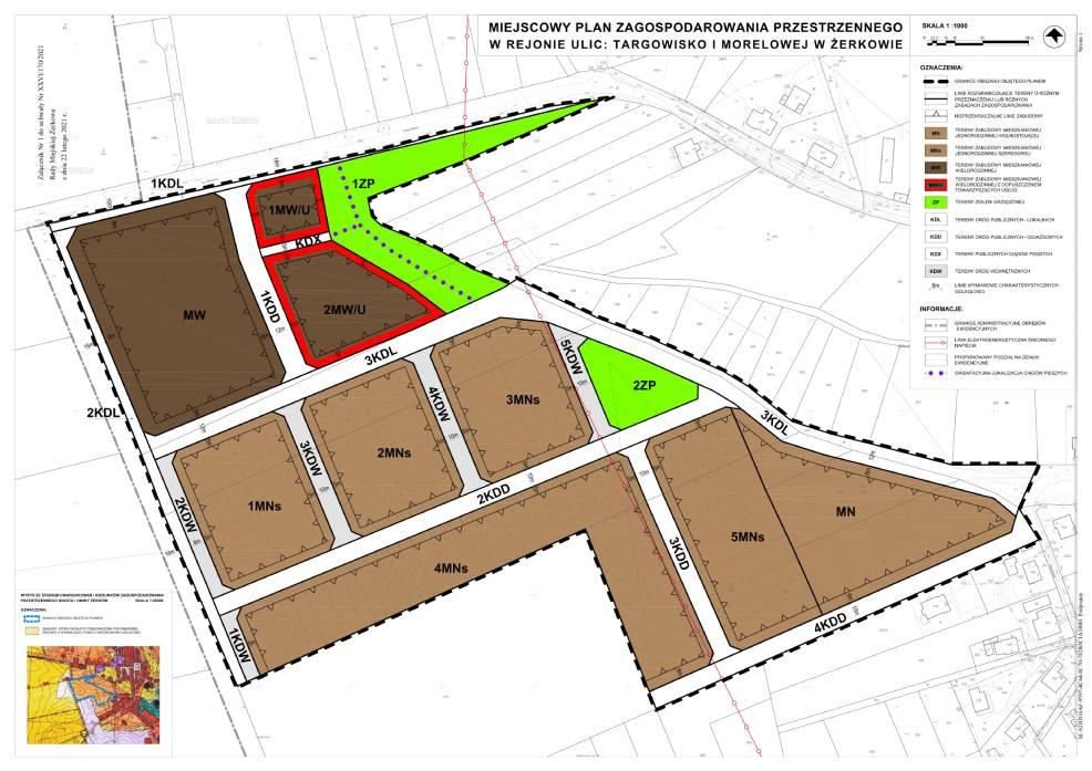 Radni w Żerkowie zmienili plan zagospodarowania przestrzennego. Nie chcą już tylko budować domów jednorodzinnych - Zdjęcie główne