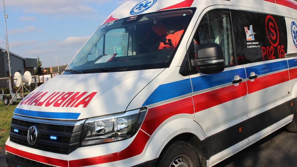 13-latek na hulajnodze uderzył w samochód. Pogotowie wezwano do kierowcy skody   - Zdjęcie główne