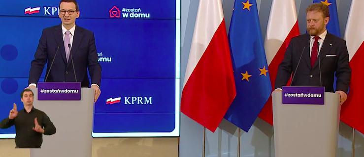 Premier Morawiecki zapowiedział co dalej z maturami i kwarantanną - Zdjęcie główne